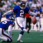 Former Giants kicker Raul Allegre