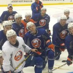 Isles Training Camp 2014